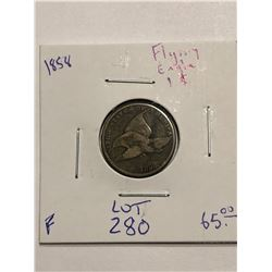 Rare 1858 Flying Eagle Cent Nice Pre Civil War US Coin
