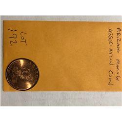 Arizona Mining Association Coin