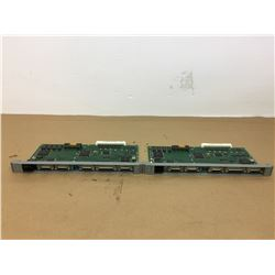 (2) Mitsubishi QX522 Control Boards