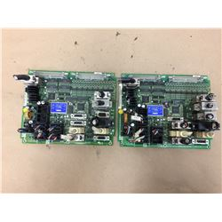 (2) Mitsubishi HR353 PC Boards