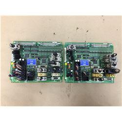 (2) Mitsubishi HR353 PC Boards