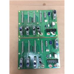 (2) Mazak D65UB004700 Tool Hive T.U.Boards