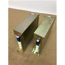 (2) Mazak D70UB006561 Power Supplies