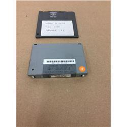 Mitsubishi FCA520ALE-E Memory Cassette w/ Software
