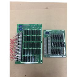 (2) Mitsubishi Circuit Boards *See Pictures for Part Numbers*