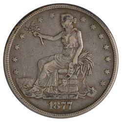 1877 $1 Trade Dollar Coin