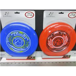 2 New Eastpoint Frisbee's / High Quality 100g/3.5oz