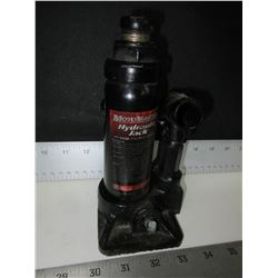 MotoMaster 2 Ton Bottle Jack / good Condition