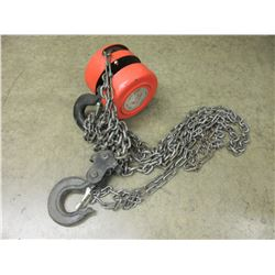 Chain Hoist HS Type 2 Ton  lift 2.5 meters