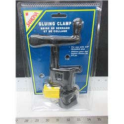 "New Samona heavy cast  Pipe Clamp for use with 3/4"" Pipe"