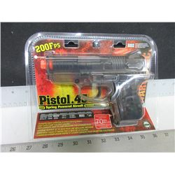 New Air Soft .45 cal Pistol / 200fps spring powered / 70BB Magazine