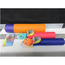 3 New Kids Water Blasters / great summer fun