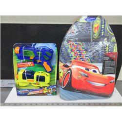 New Floatie Board & 2 Water Blasters