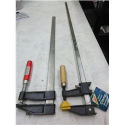 "36"" Clamp & 24"" Clamp"