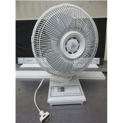Pleasantaire Fan / 2 speeds 10 inch with ocillation