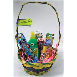 KIDS DENTAL CARE BASKET