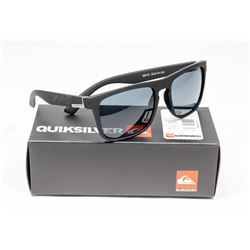 PAIR OF NEW QUIKSILVER SUNGLASSES ON CHOICE