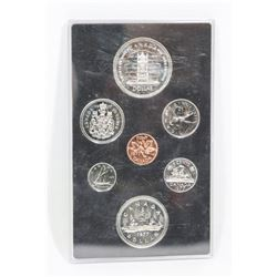 1977 CANADIAN COIN DISPLAY