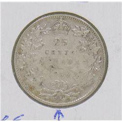 RARE 1936 DOT VARIETY 25 CENT COIN