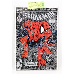 SPIDERMAN 1ST ALL NEW COLLECTORS ITEM ISSUE COMIC