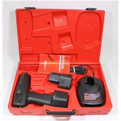 SNAP-ON CT30 CORD FREE IMPACT WRENCH