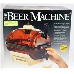 MICROBREWING CO THE BEER MACHINE