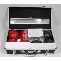 SPORTCRAFT BOCCE SET IN CASE