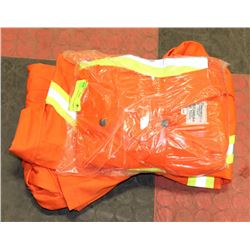 LOT OF 2- 38R REGULAR COVERALLS