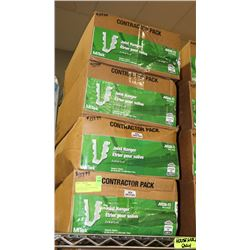 4 BOXES OF CONTRACTOR PACK JOIST HANGERS