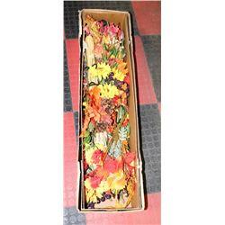 FLOWER SHOP BOX OF SILK FALL FLOWERS
