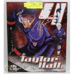 TAYLOR HALL SIGNATURE WALL PLAQUE
