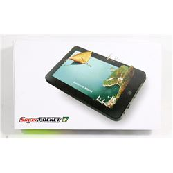 NEW SUPER POCKET I7 ANDROID TABLET 1GHZ