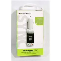 BLACKETRON ROADTRIPPER SYNC CAR BLUETOOTH