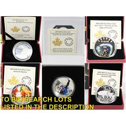 FEATURED COLLECTIBLE FINE SILVER COINS