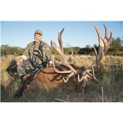 GS OUTFITTERS: 5-Day Big Game Hunt for Three Hunters in Argentina - Includes Trophy Fees