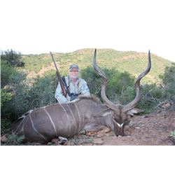 RUSSELL SELLE: 10-Day Plains Game Safari for One Hunter and One Non-Hunter in South Africa - Include