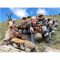 HUNT-ERS EXPERIENCES: 5-Day European Mouflon and Pyrenean Chamois Hunt for One Hunter in Cataluna, S