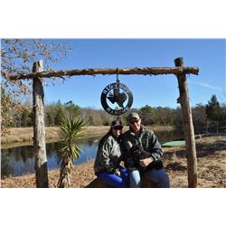 RIO ROJO RANCHO: 2-1/2 Day Axis Deer Hunt for Two Hunters in Texas - Includes Trophy Fees