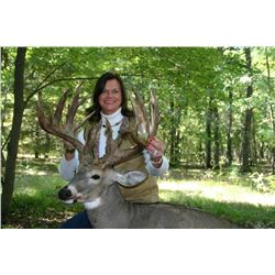 LEGENDS: 4-Day Whitetail Deer Hunt for One Hunter and One Non-Hunter in Michigan - Includes Trophy