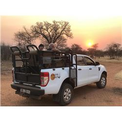 NUMZAAN SAFARIS:5-Day Nyala and Bushbuck Hunt for Two Hunters in South Africa - Includes Trophy Fees