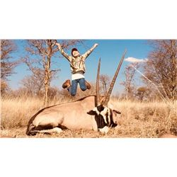 LIMCROMA: 10-Day Plains Game Safari for Two Hunters and Two Non-Hunters in South Africa - Includes