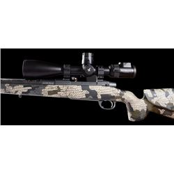 DIVIDE GUN CO:  Custom Rifle Package with Scope and 20 Rounds of Custom Ammo