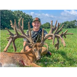 QUEST HAVEN: 5-Day Whitetail Deer Hunt for One Hunter and One Non-Hunter in Pennsylvania - Includes