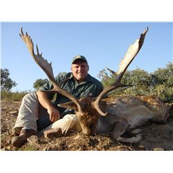 FERNANDO SAIZ: 4-Day European Fallow Deer or Iberian Mouflon Sheep Hunt for Two Hunters in Spain - I