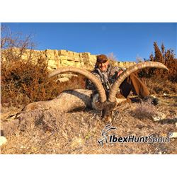 IBEXHUNTSPAIN: 5-Day Beceite Ibex and Iberian Red Stag Hunt for One Hunter and One Non-Hunter in Spa
