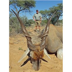 COENRAAD VERMAAK: 6-Day/7-Night Plains Game Safari for One Hunter and One Non-Hunter in South Africa