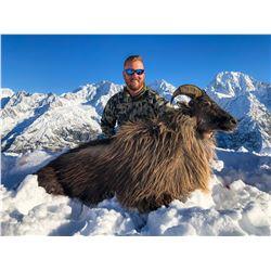 CARDRONA: 5-Day/6-Night Big Game Safari for Three Hunters and Three Non-Hunters in New Zealand - Inc