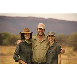 LEGENDARY CONSORTIUM: 11-Day Plains Game Safari for One Hunter and One Non-Hunter in Namibia - Inclu