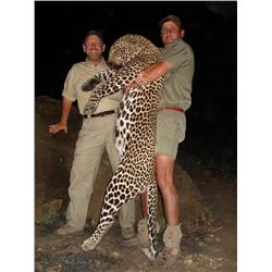 GAME TRACKERS: 14-Day Dangerous Game Safari for One Hunter in Tanzania - Includes Trophy Fee Credit