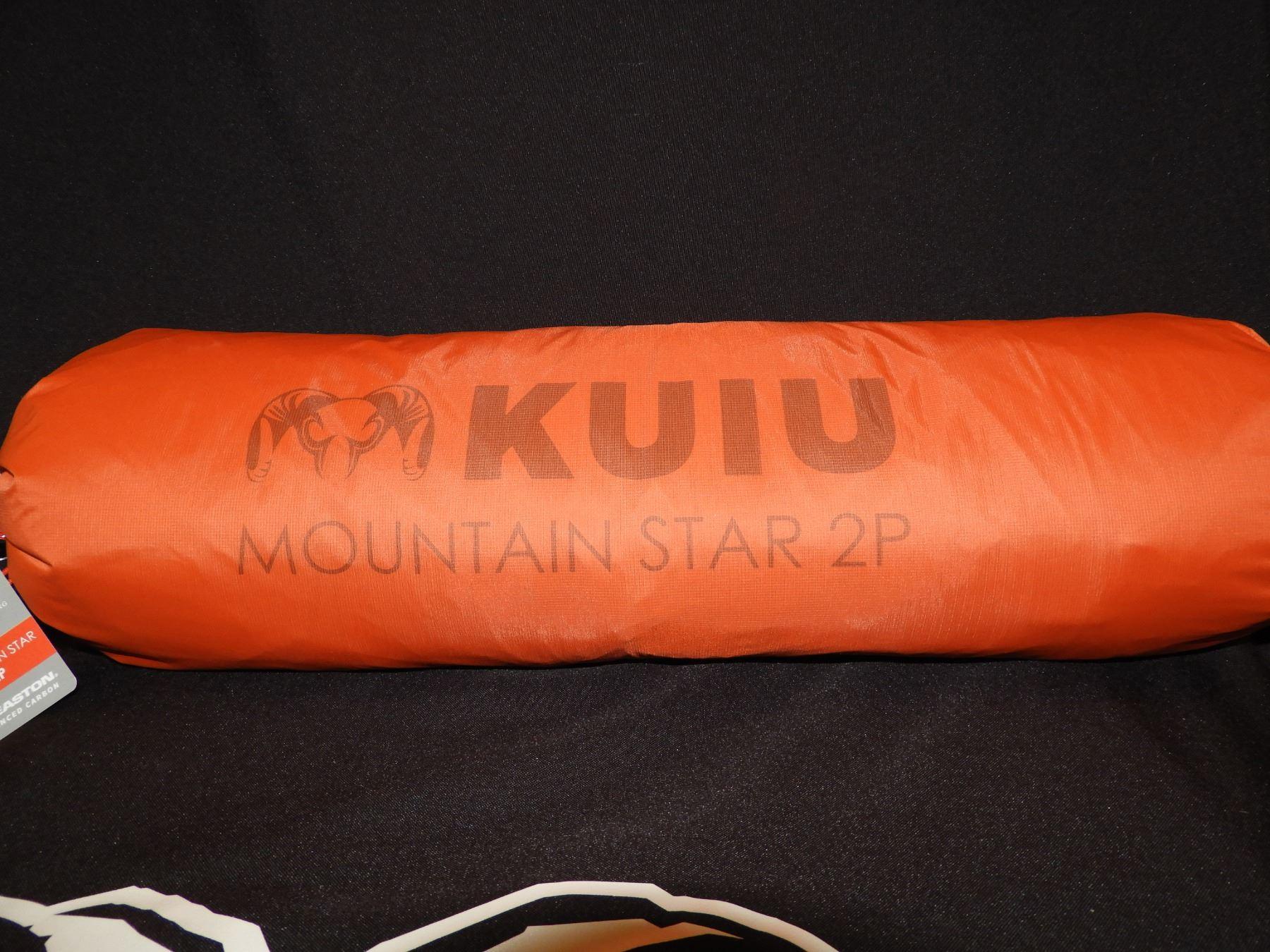 Kuiu Mountain Star 2 Person Tent